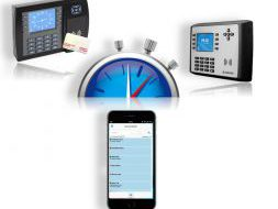 Tidsregistreringssystem til store og små virksomheder